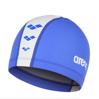 Arena nyaman Lycra multicolor pria dan wanita topi renang topi renang topi renang topi renang