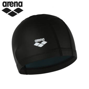HARGA Arena silikon warna solid untuk pria dan wanita dengan rambut panjang topi renang renang topi topi TERPOPULER