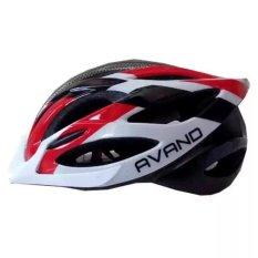 Avand A06 Helmet / Helm Sepeda Berlampu Belakang