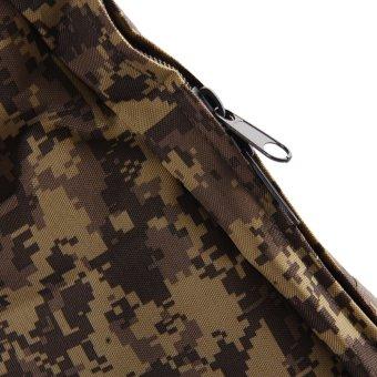 BolehDeals 1 m Multifungsi 4 Lapis Tas Alat Pancing wadah Bagasi Bag-ACU - 5
