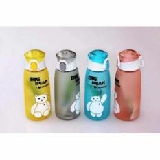 Botol Minum Karakter Big Bear 500ml - Random Color