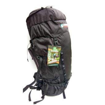 CONSINA TAREBBI 60 L (Full Hitam) Backpack/Ransel/Tas Gunung/Carier - 2