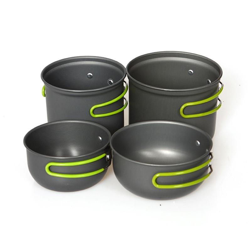 ... Cookware Outdoor Camping Hiking Backpacking Cooking Picnic Bowl Pot Pan - intl ...