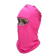 Cycling Motorcycle Mask Outdoor Protection Full Face (Rose Red) - intl