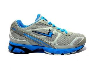Harga Eagle Ecolight Sepatu Lari Grey Blue Terbaru klik gambar.