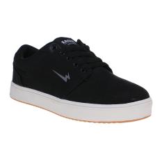 Eagle Kansas Sepatu Sneakers - Hitam-Putih