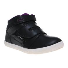 Eagle Optimus Jr Sepatu Sneakers - Blk/Pul