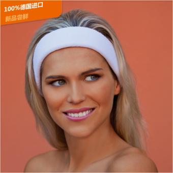REVIEW Fashy3800 perempuan yoga dengan pita penahan keringat olahraga karet rambut TERLARIS