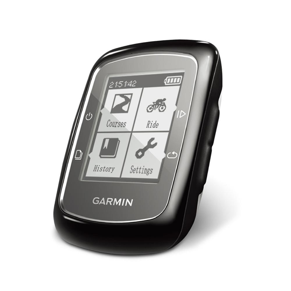 GARMIN Edge 200 GPS Enabled Bicycle Computer IPX7 Bike Cycling Computer Speed & Cadence MTB Road Cycling Wireless Speedometer Bicycle Mileometer - intl