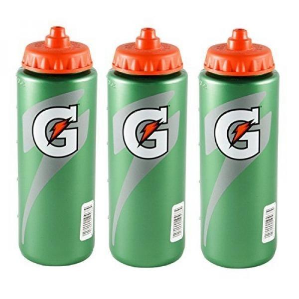 Gatorade Squeeze Bottle, 20 oz (3 Pack) - intl