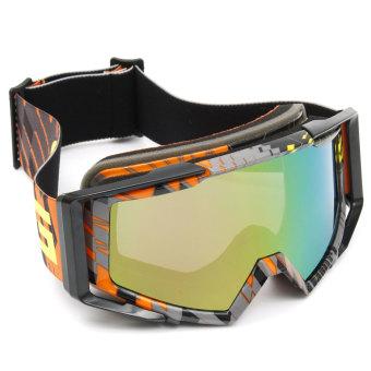 Helmet Motocross Motorcycle Goggles Anti-Fog UV Protection ATV Quad MX Bike Eyewear - 2