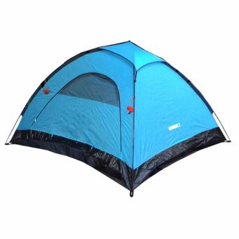 Harga Tenda Dome, Tenda Camping Great Outdoor Monodome 2 Biru