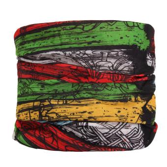 Masker Source Multi warna syal bandana tabung leher kepala topeng pelindung kaki jaring .