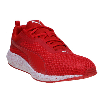 Harga Puma Flare 2 Mono Men's Running Shoes - High Risk Red-Puma White