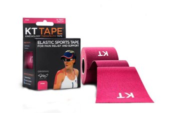 Harga KT TAPE Cotton Kinesiology Therapeutic Tape - Pink
