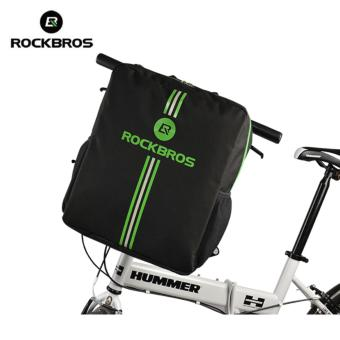 RockBros Folding Bike Carrier Bags Carry Bag Easliy Carrt Bag with Storage Bag - intl - 5