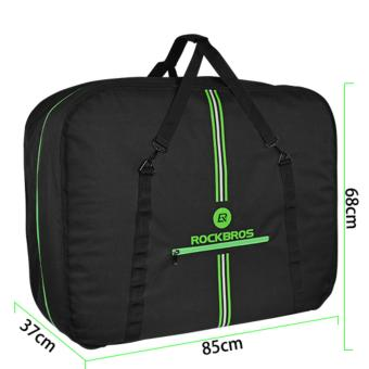 RockBros Folding Bike Carrier Bags Carry Bag Easliy Carrt Bag with Storage Bag - intl - 3