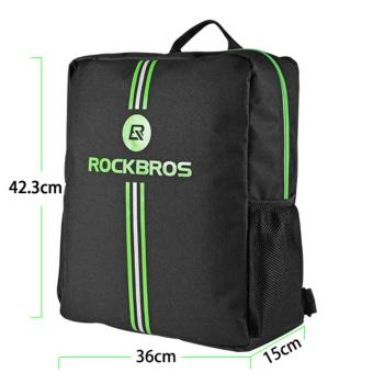 RockBros Folding Bike Carrier Bags Carry Bag Easliy Carrt Bag with Storage Bag - intl - 4