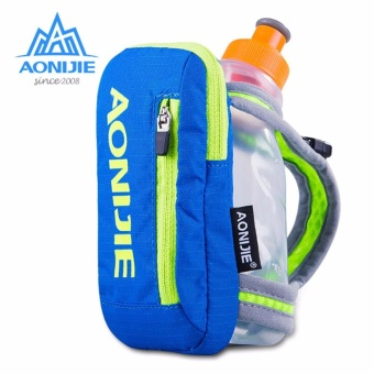 Harga Aonijie Handheld Hydrate 8.82 Ounces Fastdraw Quickshot Bottle Bottles, Pocket Iphone 6 Black - intl