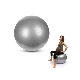 Harga Anabelle Gymball Bola Fitnes Bola Yoga Size 65cm Silver