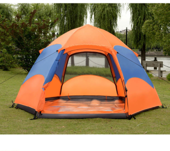 Harga Hand Outdoor Tent Family Camping Tents