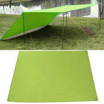 Harga PAlight tenda terpal tenda peneduh hujan Shelter Beach Camping piknik Pad kelembaban bukti tikar - International