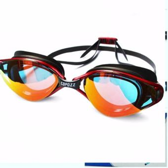 Harga Kacamata Renang Hd Profesional Anti Fog Uv Protection - Gog-3550
