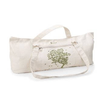 Gaiam Yoga Mat Tote Bag, Tree of Life - intl .