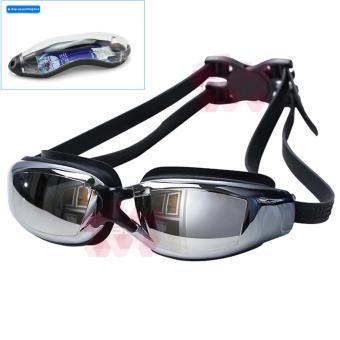 MR Kaca Mata Renang Santai Kacamata Renang Swimming Goggles Mirror Anti Fog Uv Protection Anti Kabut