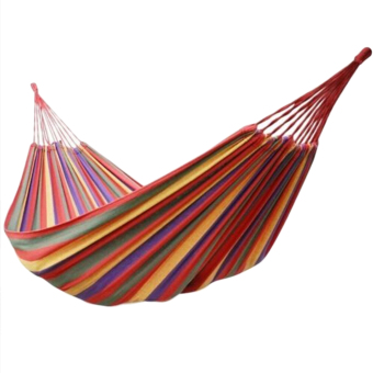 Harga Portable Cotton Rope Outdoor Hammock