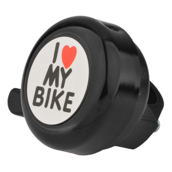 Harga OEM Cycling Bell Horn Classic Steel Black