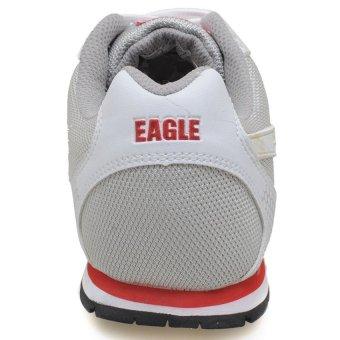 Eagle Spectrum Sepatu Running - Putih-Abu-abu - 4 .