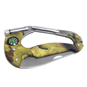 Harga Traveler Karabiner Carabiner Multi Tools A29 Outdoor
