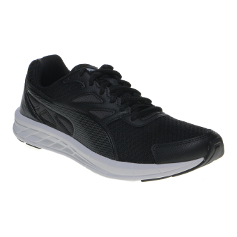 Harga Puma Driver Men's Running Shoes - Puma Black-Puma Black-Asphalt