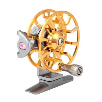15BB Droplets Round Bearings Fly Reel Spinning Reel Rod Fishing Casting Rod Right Handle Wheel,. Source · Outdoor Baitcasting Bait Crank Cast Reel Rod Ice ...