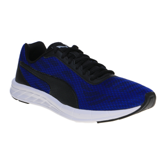 Harga Puma Meteor Men's Running Shoes - True Blue-Puma Black