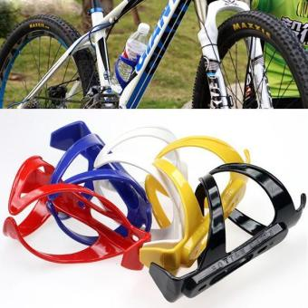 Harga Bicycle MTB Road Mountain Sport Water Bottle Drinks Cup Plastic Holder - intl