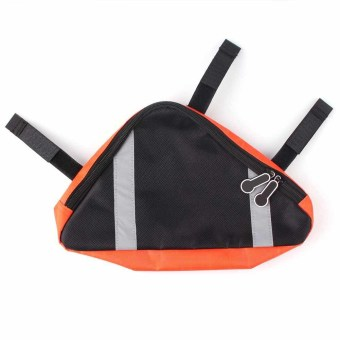 Harga Bicycle Bags Triangle Bicycle Tool Bag (Intl)