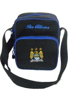 United Terbaik dengan Source · Tas Klub Bola Tas Selempang Manchester City Hitam .