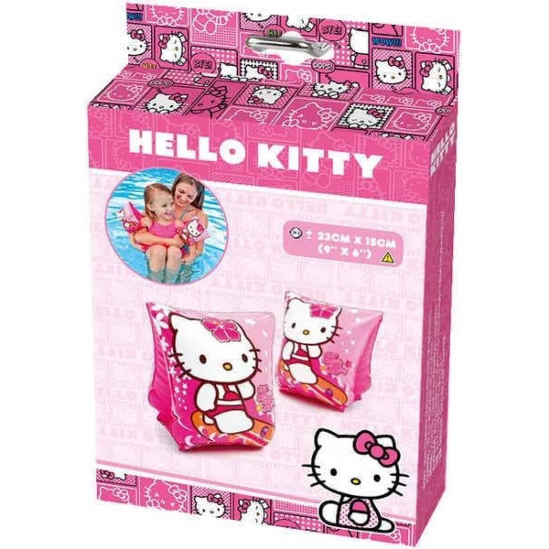 ... Lengan Source · Intex 56656 Pelampung renang tangan Ban renang tangan motif hello kitty