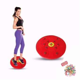 PENAWARAN JBS Jogging Body Plate – Piringan Jogging Badan Magnetic Trimmer  1Pcs + Free Ikat Rambut Polkadope – 1 Pcs MURAH