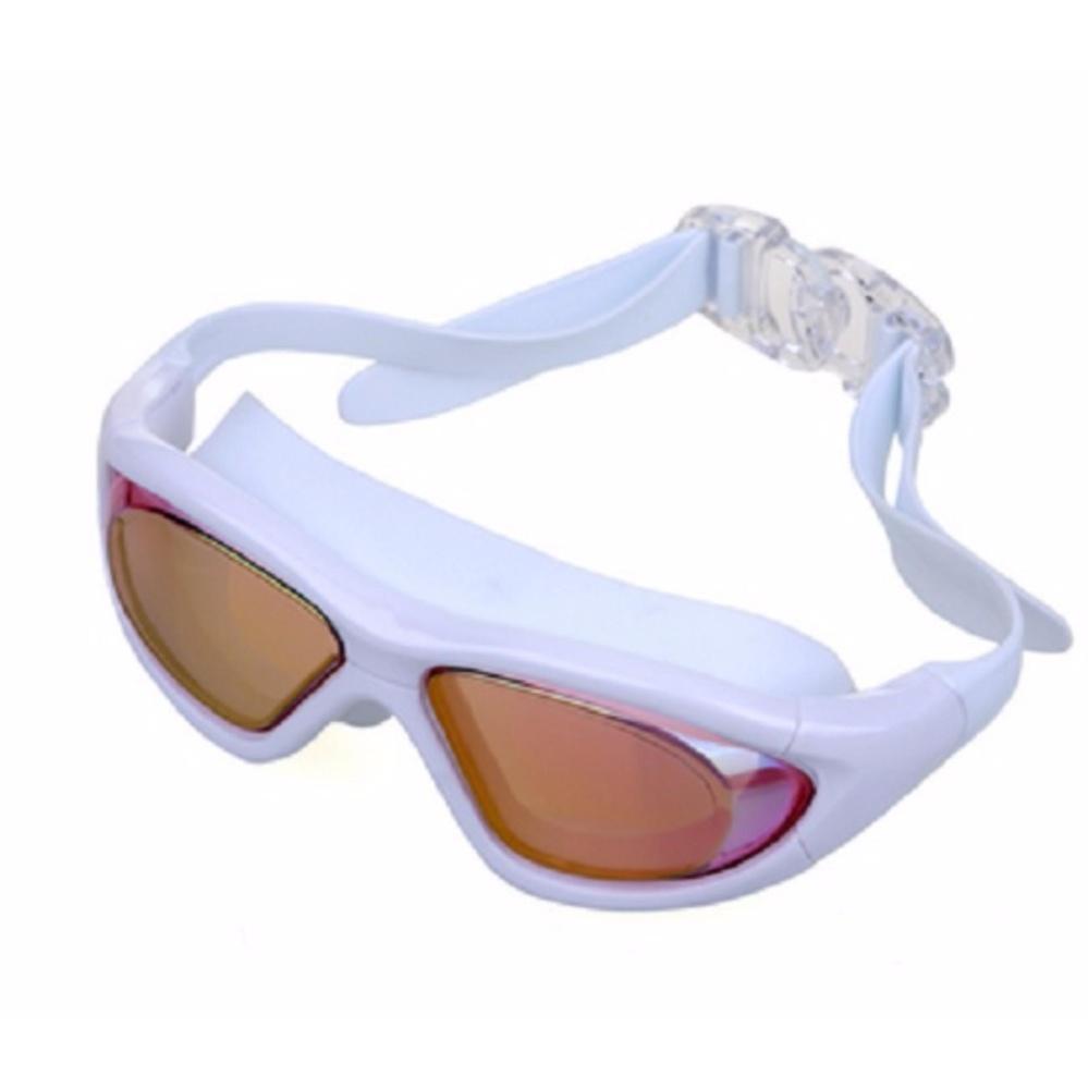 ... Kacamata Renang Dewasa Big Frame Anti Fog UV Protection Swimming goggles Adult Ruihe RH9110 ...