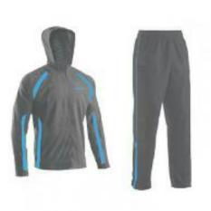 Kettler Hooded Exercise Sauna Suit - L
