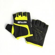 Kettler Multi Purpose Training Gloves 0988-000 YL/BK