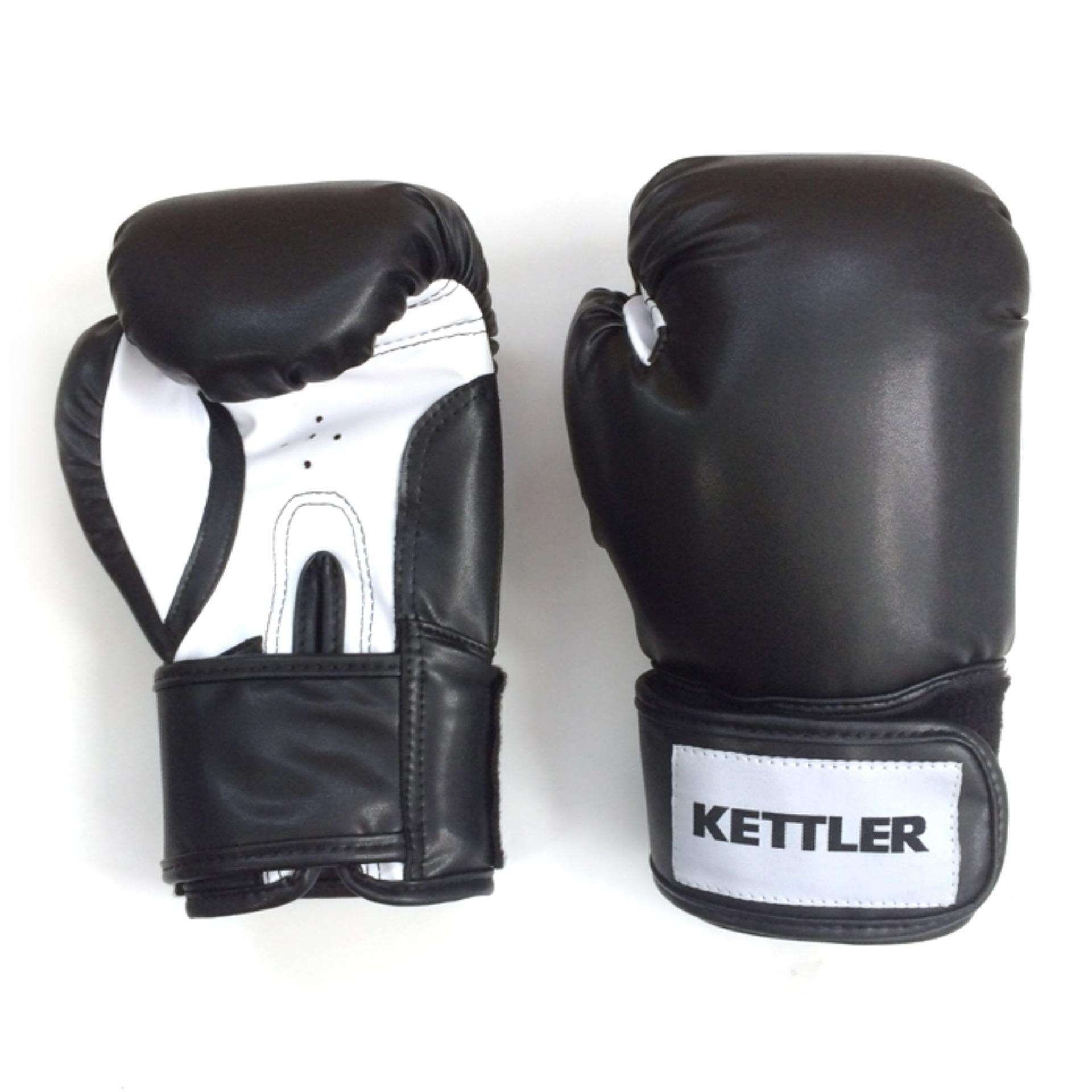 Kettler Sarung Tangan Tinju 12-OZ 0991-220 Black