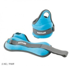 Kettler Wristband (1kg/pair) 0911-000 Biru