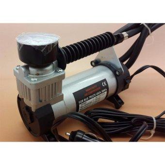 KM-113 KENMASTER Pompa Ban Kecil / Mini Air Compressor 12 Volt DC