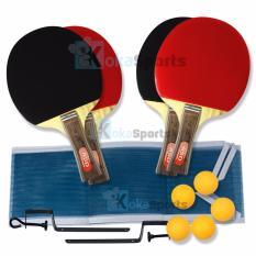 Kokasports Aosidan Bat Pingpong Tenis Meja 2 Set