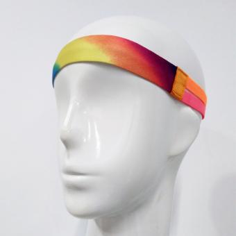 BELI Korea Fashion Style anyaman ganda bar headband kebugaran karet rambut TERPOPULER