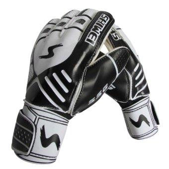 harga Lateks sarung tangan kiper Roll tebal jari hitam - International Lazada.co.id
